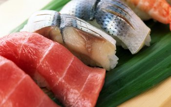 Alimento - Sushi Wallpapers and Backgrounds ID : 54711