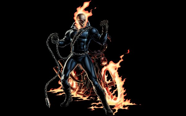 Comics Ghost Rider HD Wallpaper | Background Image