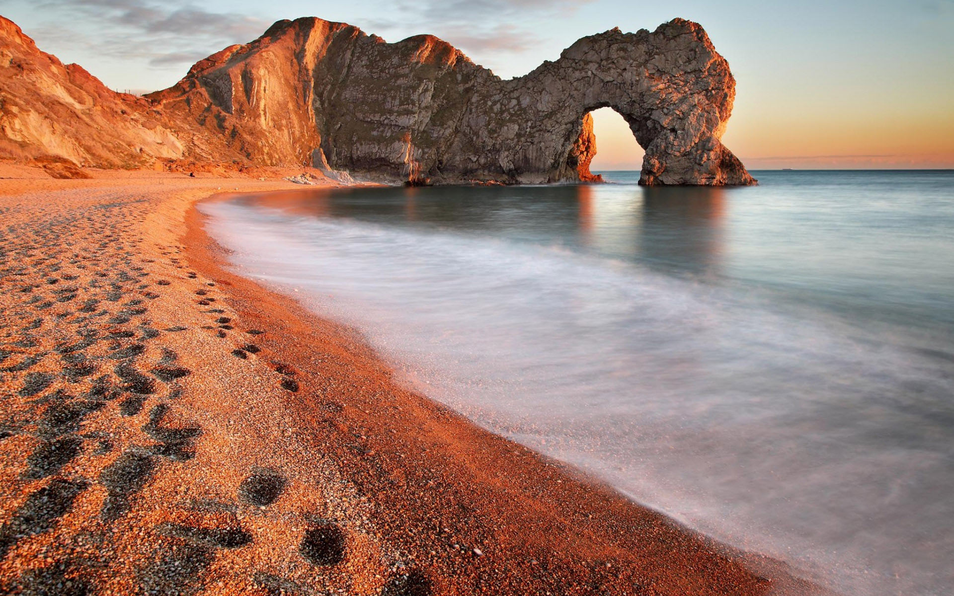 durdle door full hd wallpaper and background image | 1920x1200 | id
