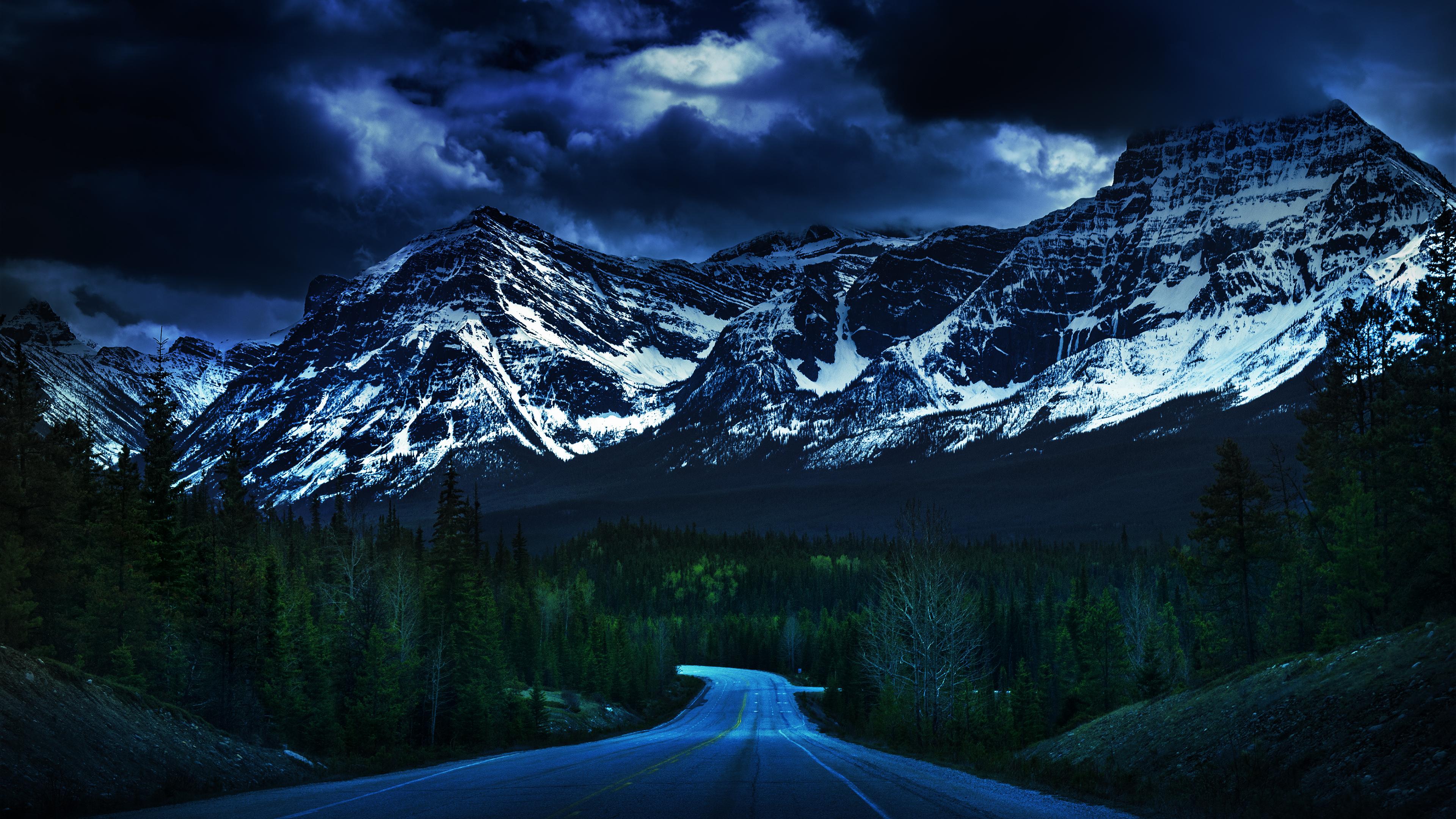 Road 4k Ultra Hd Wallpaper Background Image 3840x2160 Id