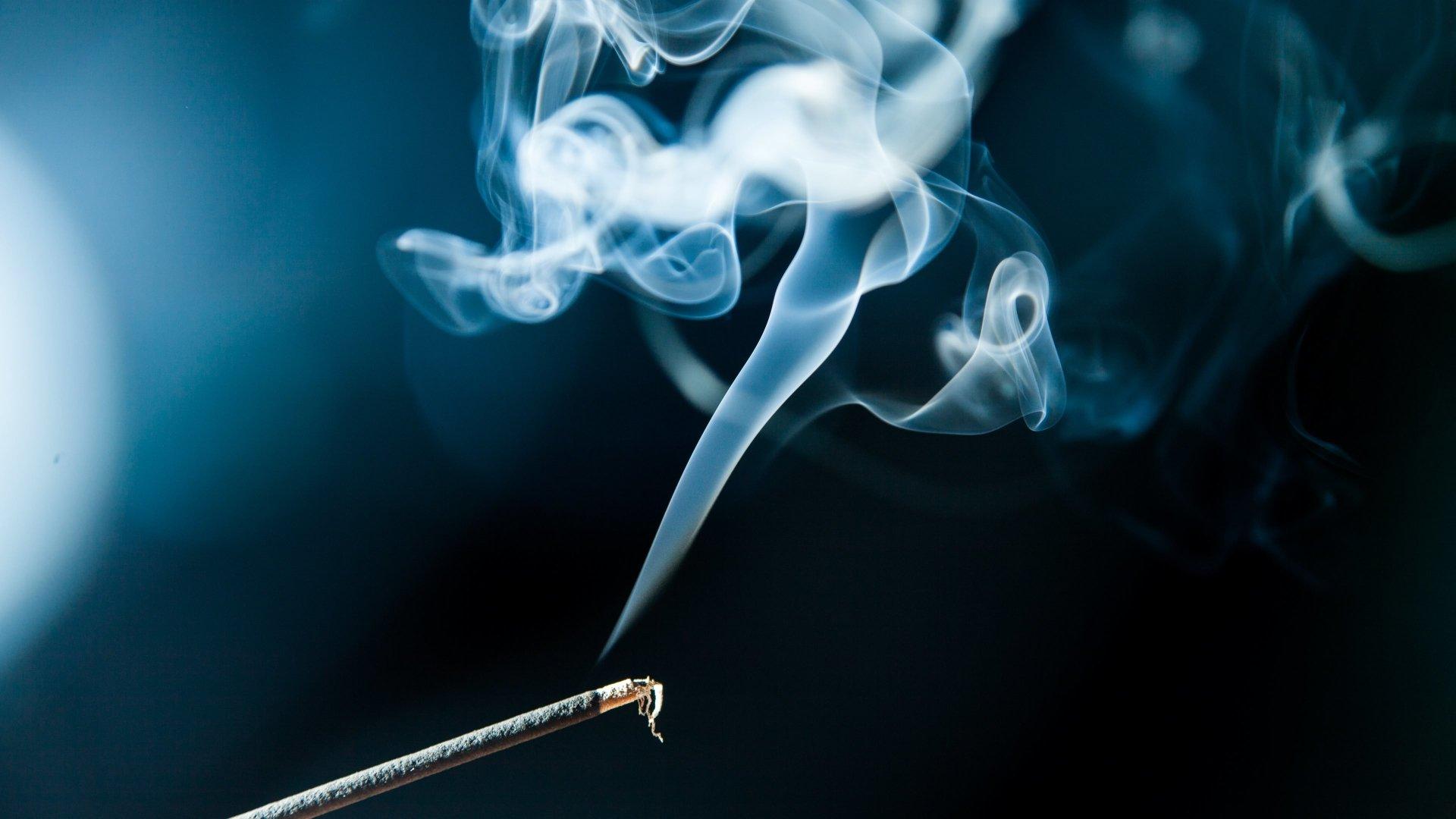 Photography - Smoke  Wallpaper