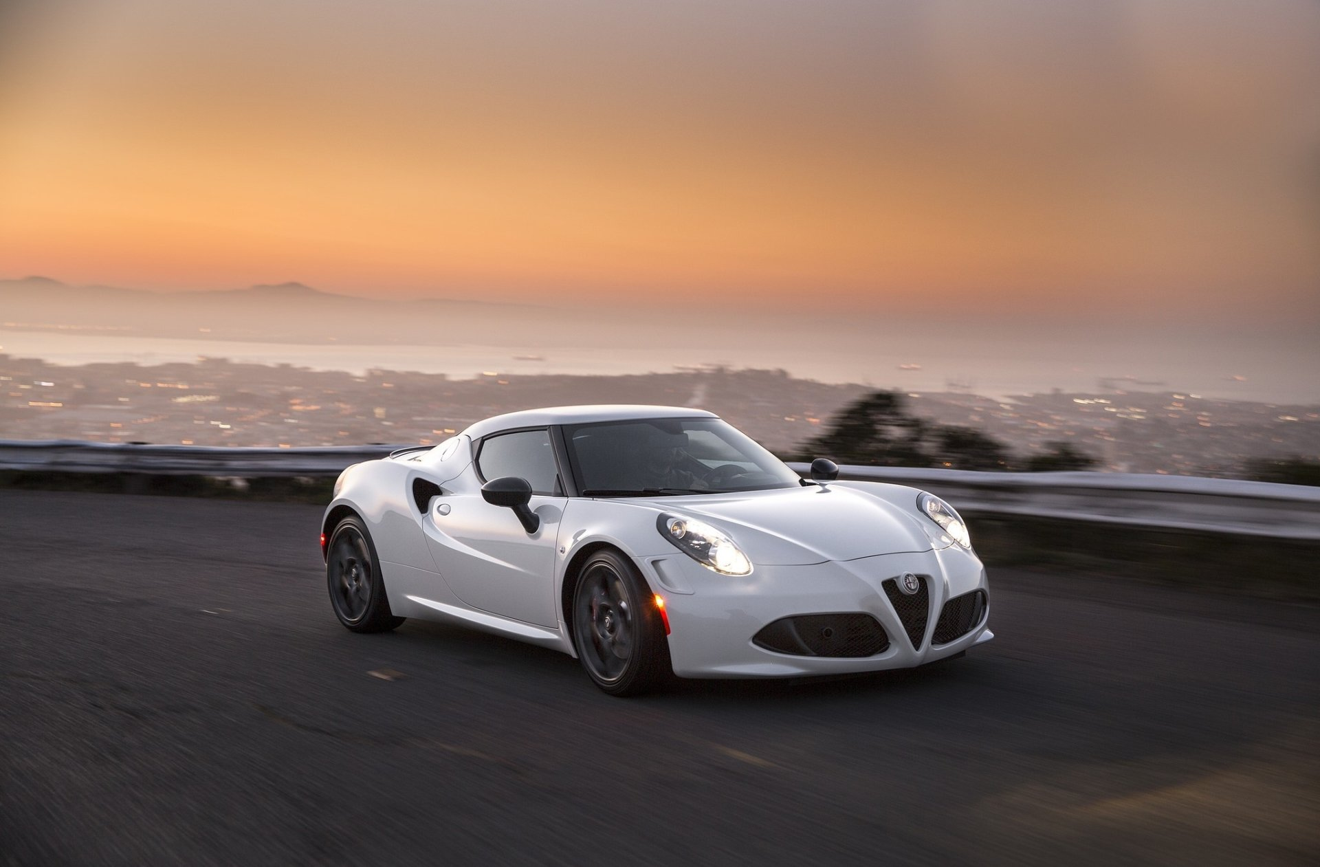 95 Alfa Romeo 4c Hd Wallpapers Background Images Wallpaper Abyss
