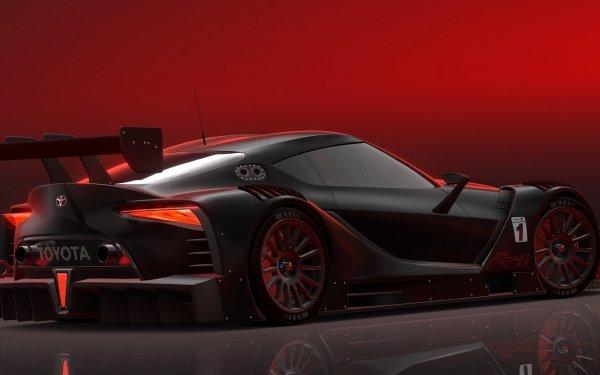 Véhicules Toyota FT-1 Toyota Supercar Voiture Concept Car Fond d'écran HD | Image