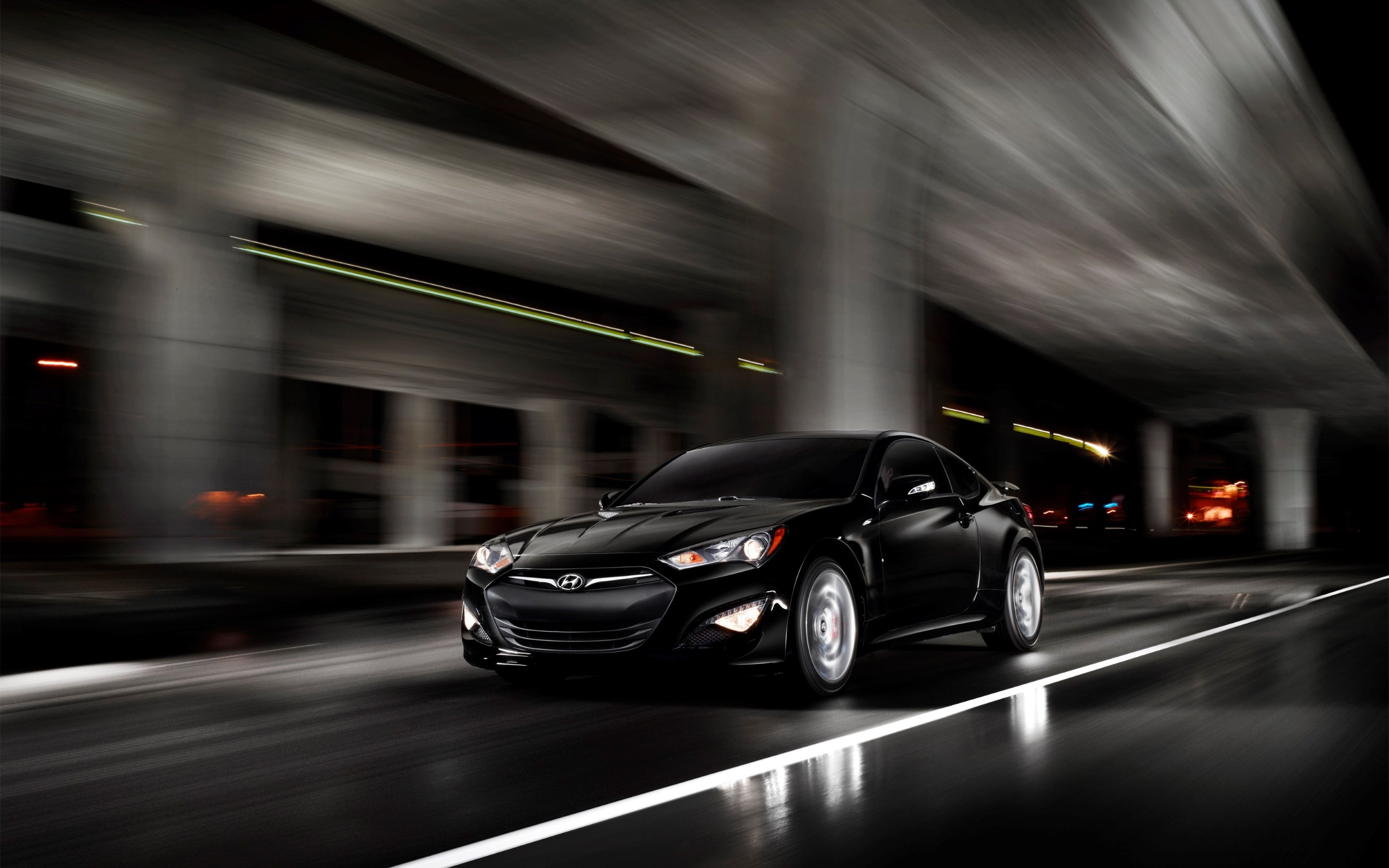 Hyundai Genesis Coupe Hd Wallpaper Background Image 2880x1800