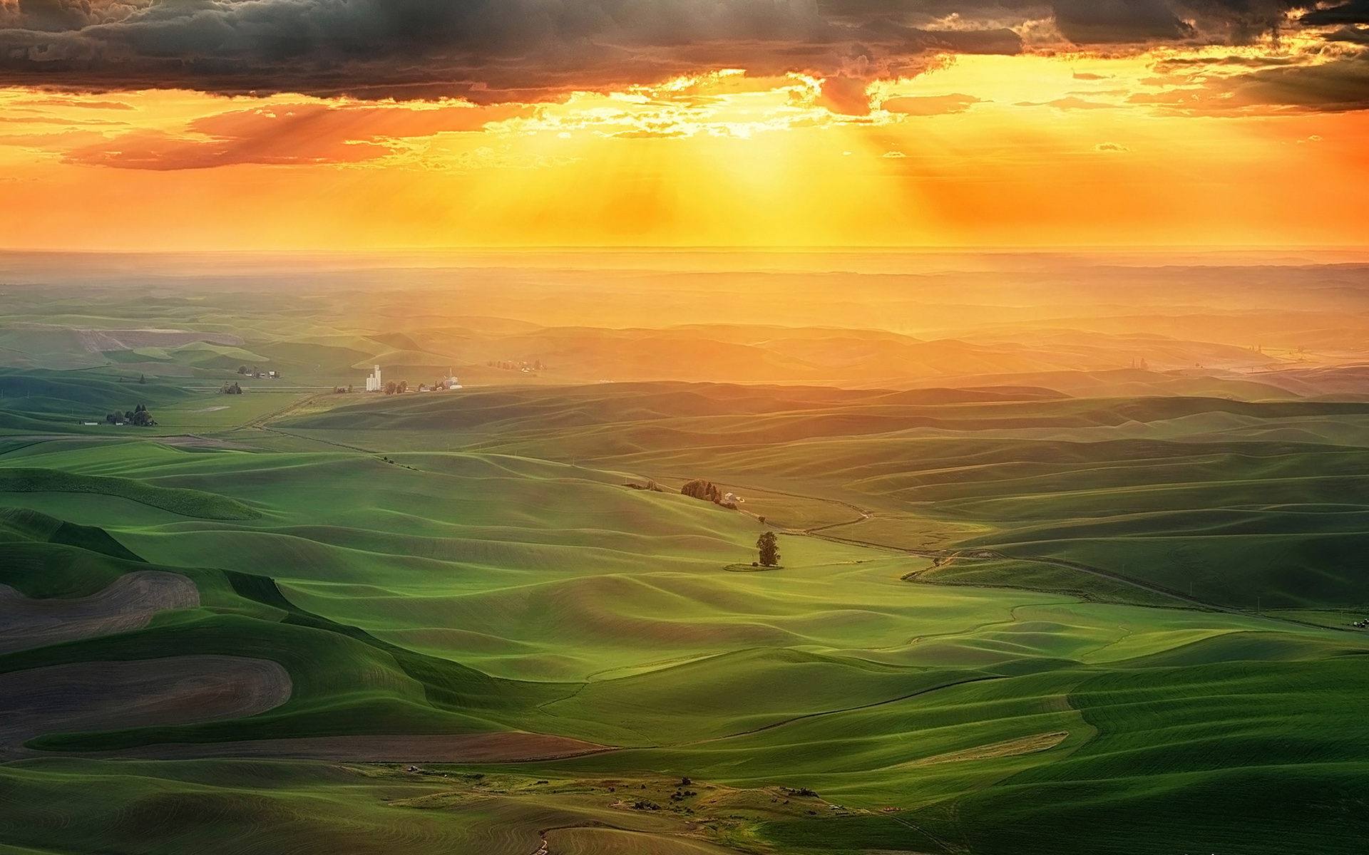 Tuscany Italy Full Hd Wallpaper And Background 1920x1200