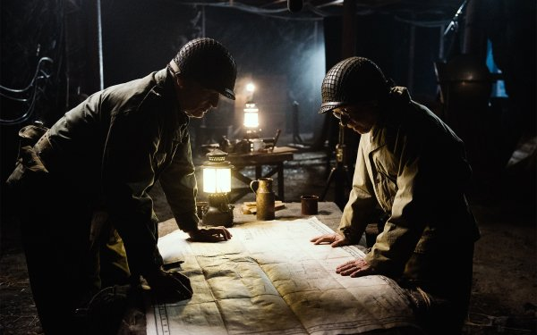 Movie The Monuments Men Monuments Men Bill Murray Army War HD Wallpaper | Background Image