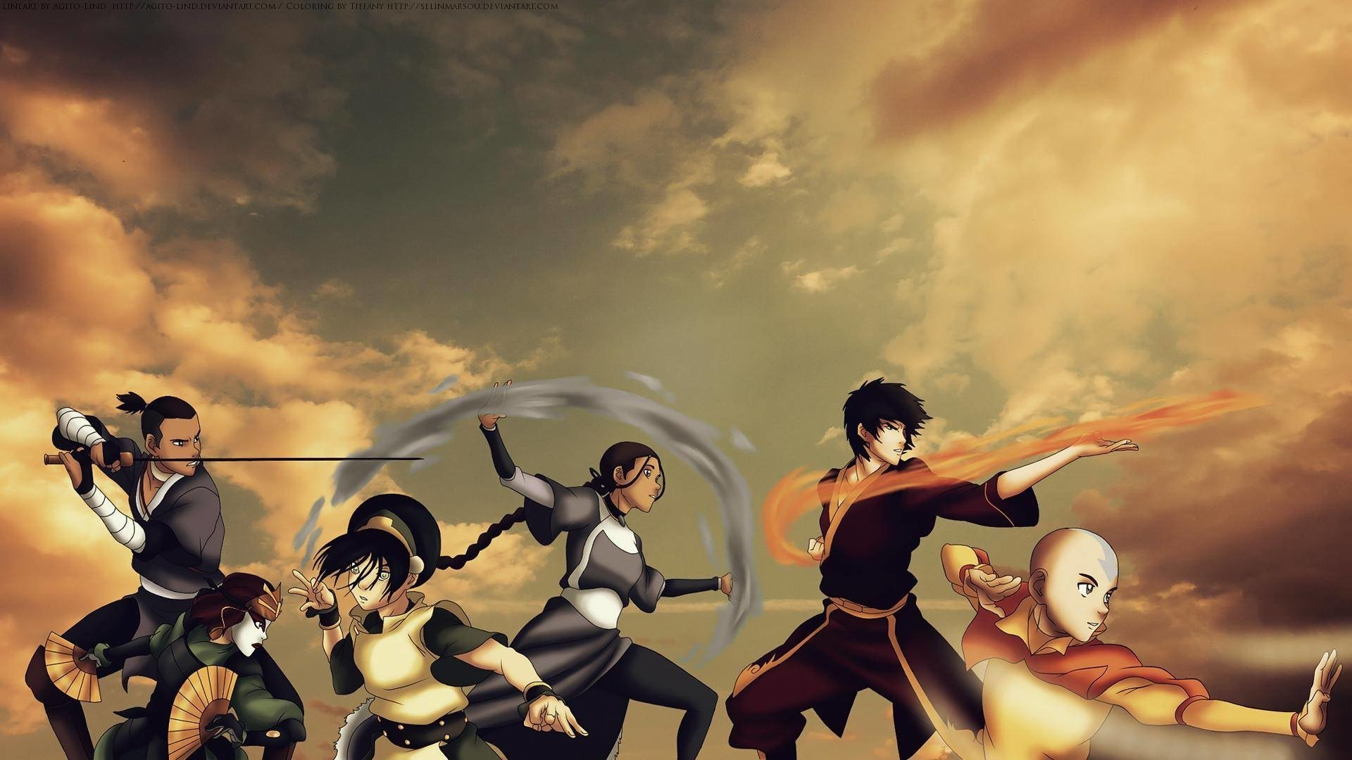 Avatar the last airbender wallpaper hd
