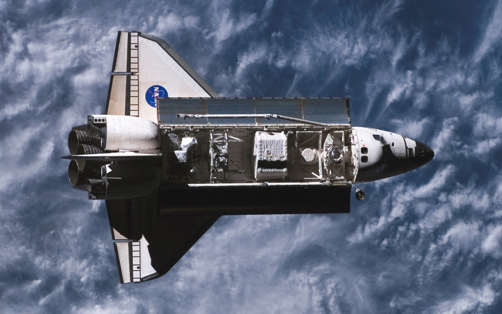 space shuttle endeavour size - photo #28