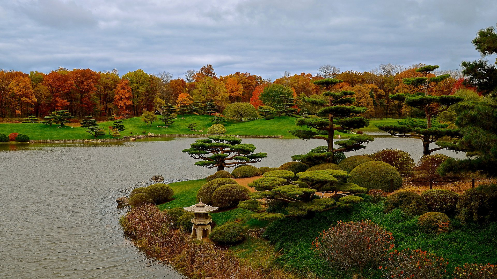 31 Japanese Garden HD Wallpapers | Background Images - Wallpaper Abyss