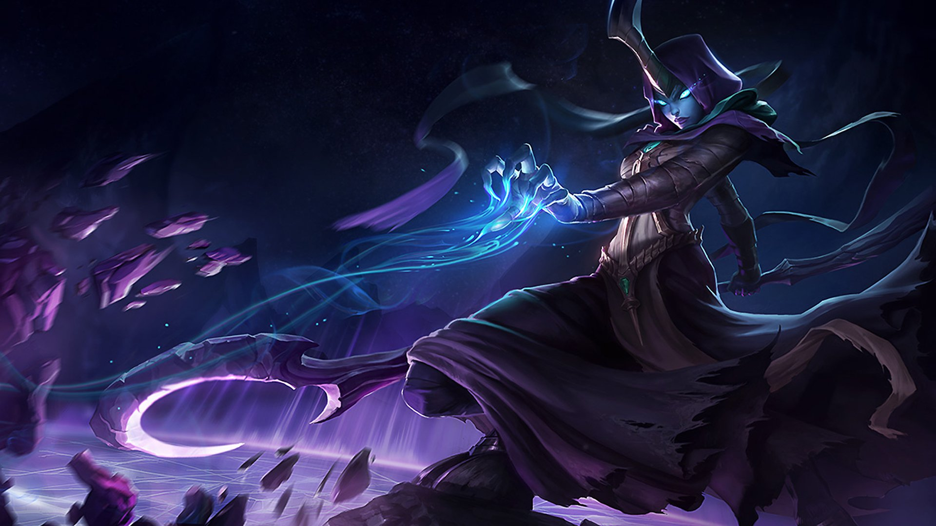 66 Soraka League Of Legends Hd Wallpapers Background Images