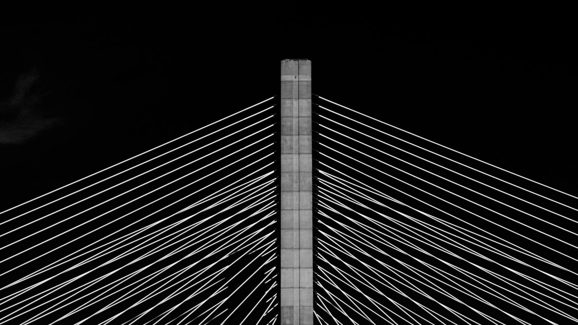 Vasco Da Gama Bridge Hd Wallpaper Background Image 1920x1080