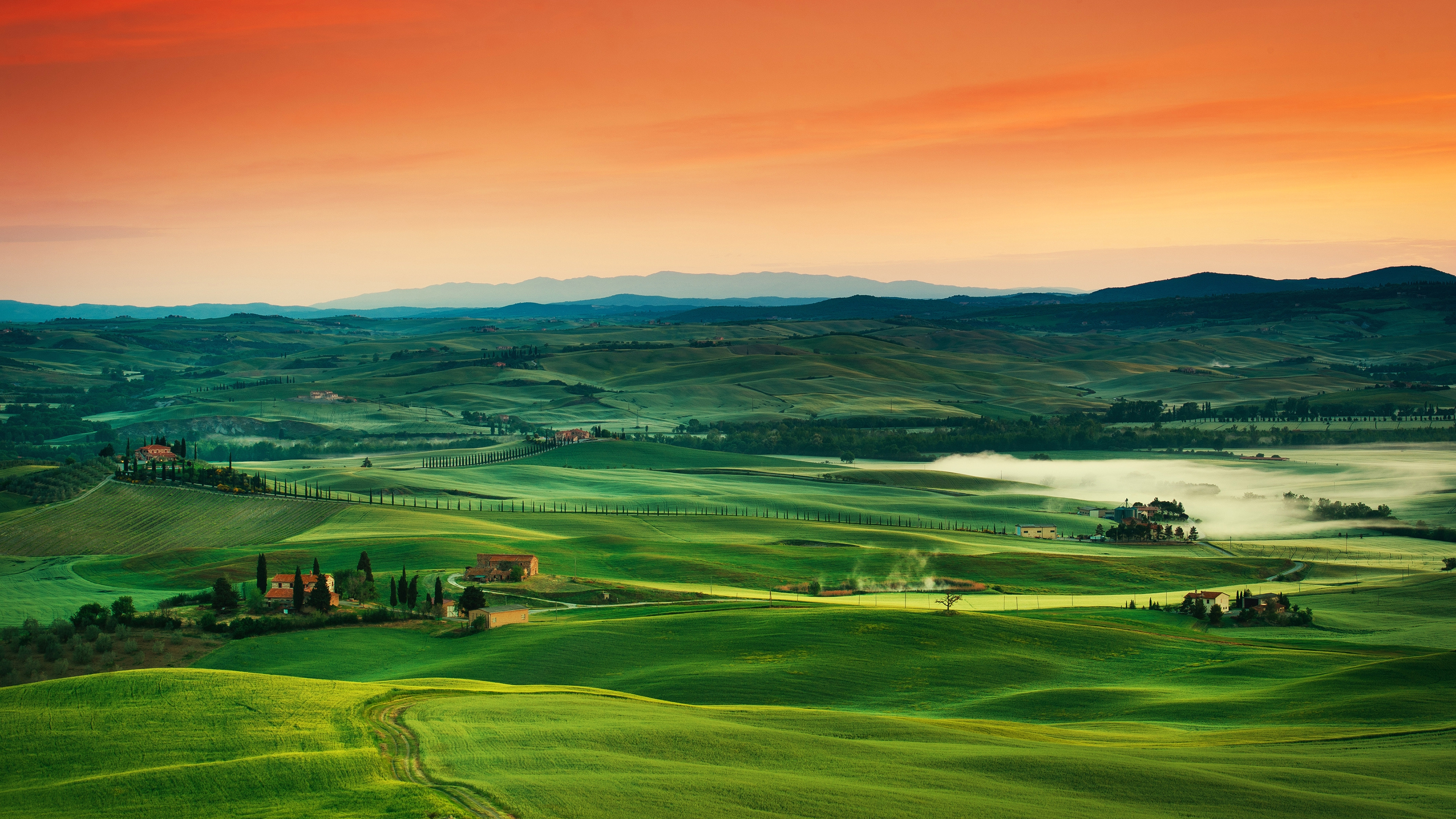 Tuscany italy 4k ultra hd wallpaper and background image for Wallpaper italia