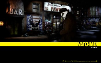 Fumetti - Watchmen Wallpapers and Backgrounds ID : 55723