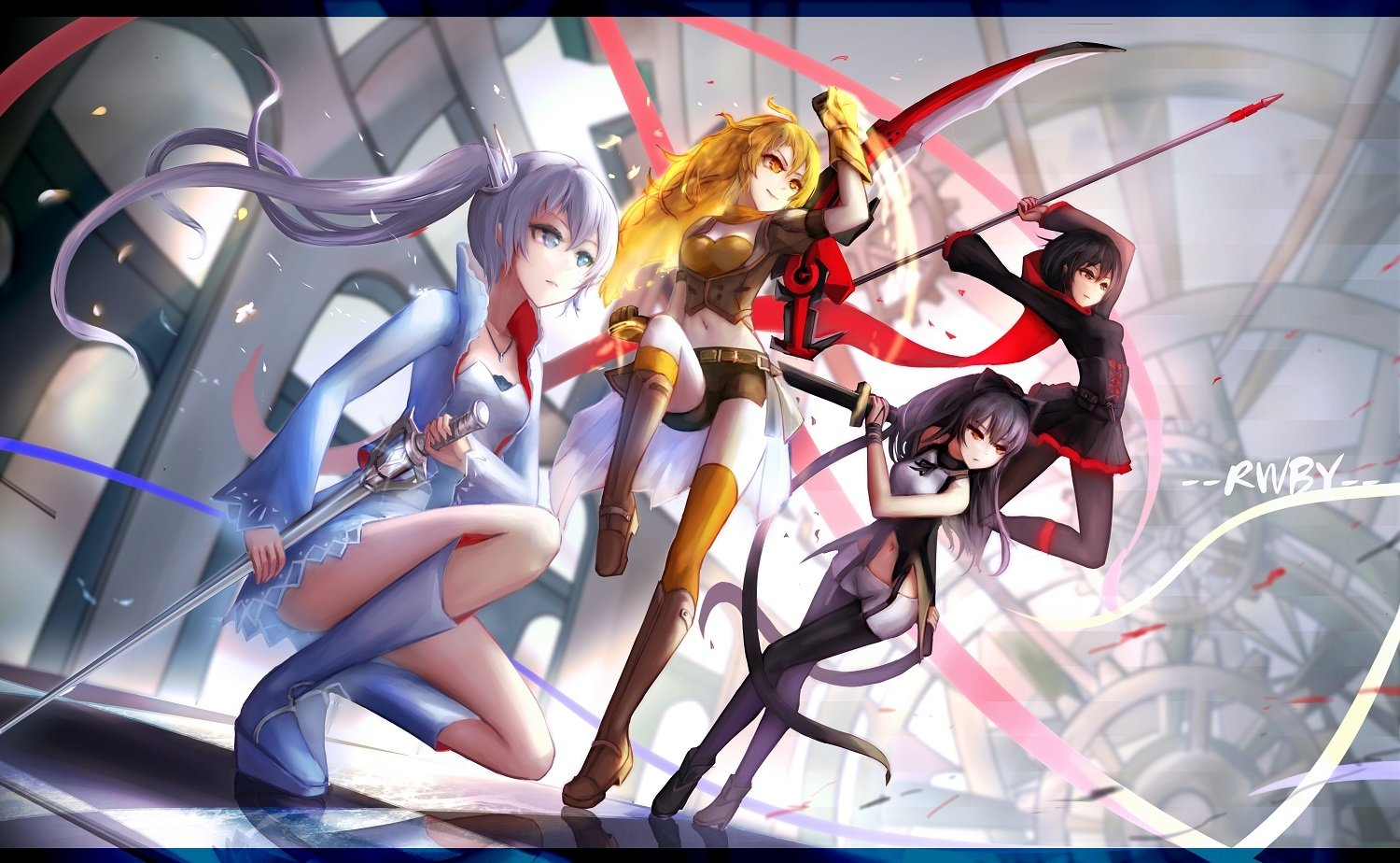 Anime - RWBY  Wallpaper