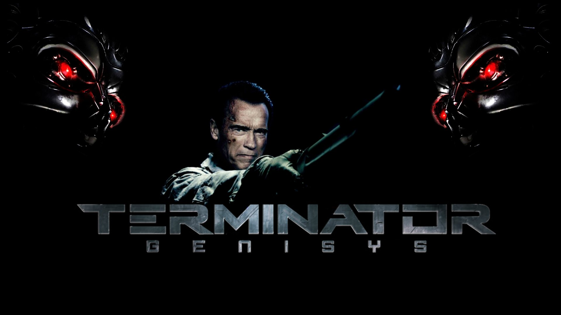 Movie - Terminator Genisys  Wallpaper