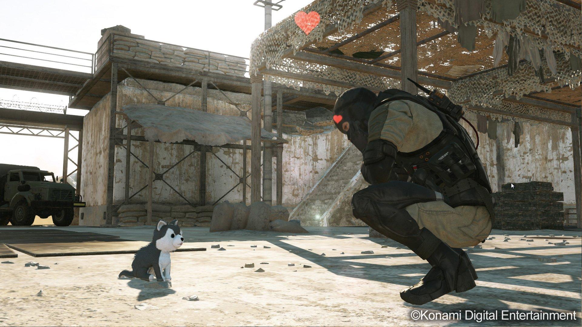 Metal Gear Solid V The Phantom Pain Fondo De Pantalla Hd