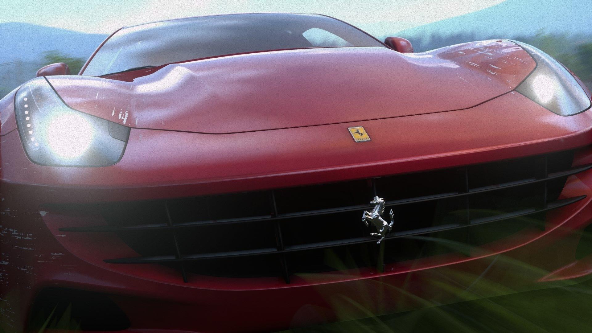 Fondo Escritorio Ferrari F12 Berlinetta: Ferrari F12 Berlinetta Full HD Fondo De Pantalla And Fondo