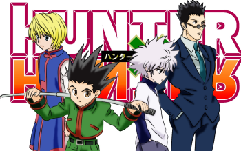 204 Hunter X Hunter Hd Wallpapers Hintergründe Wallpaper