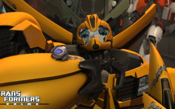 TV Show Transformers: Prime Transformers Bumblebee HD Wallpaper | Background Image
