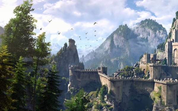 Video Game The Witcher 3: Wild Hunt The Witcher HD Wallpaper | Background Image
