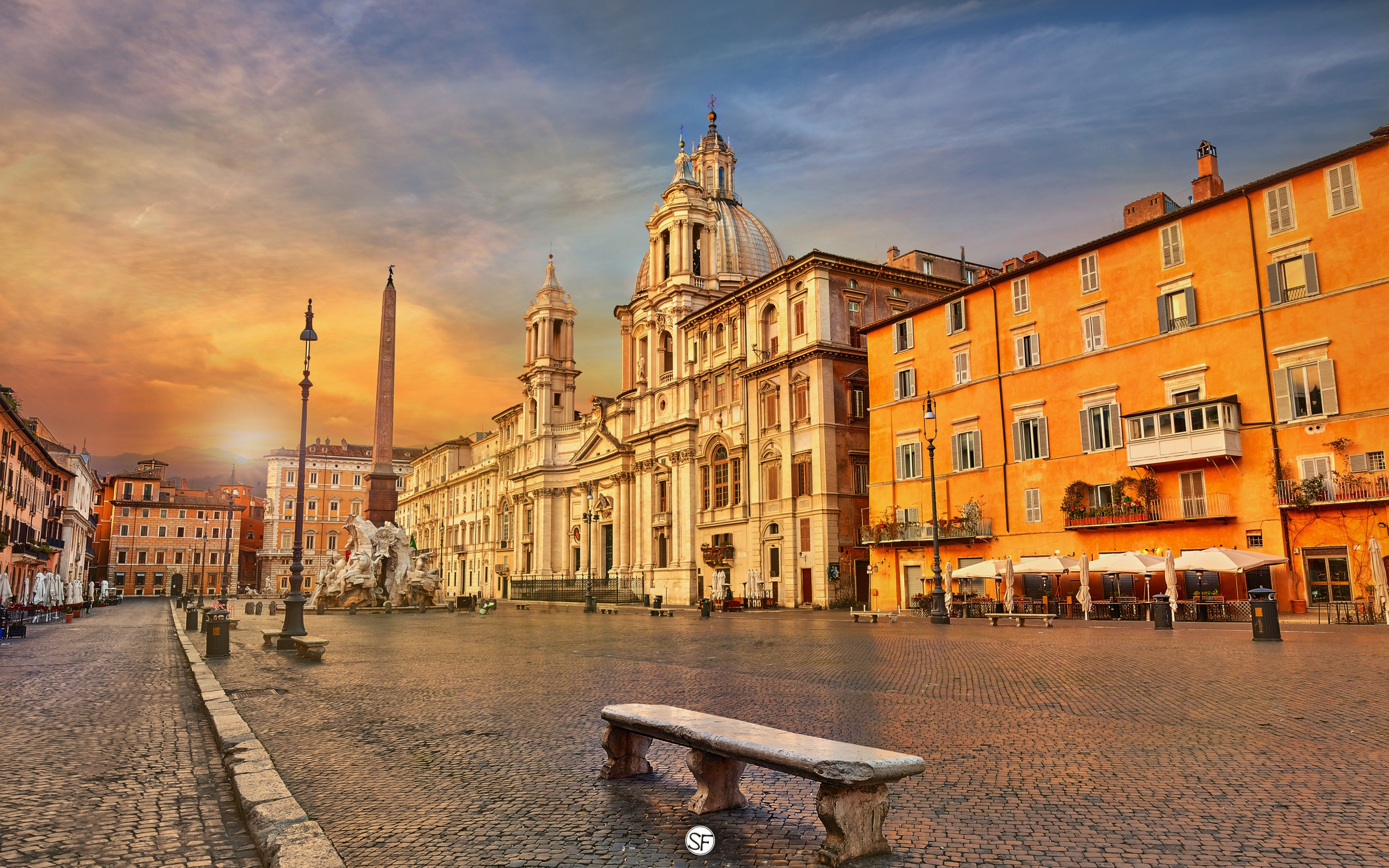 Rome 5k Retina Ultra HD Wallpaper And Background Image