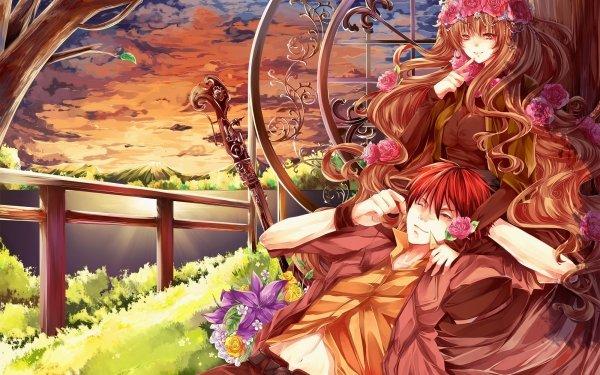 Anime Original Landscape HD Wallpaper | Background Image