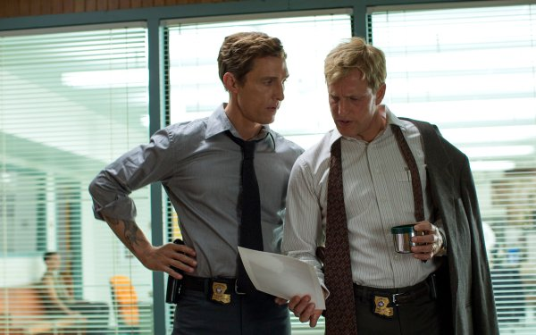 TV Show True Detective Matthew McConaughey Woody Harrelson HD Wallpaper   Background Image