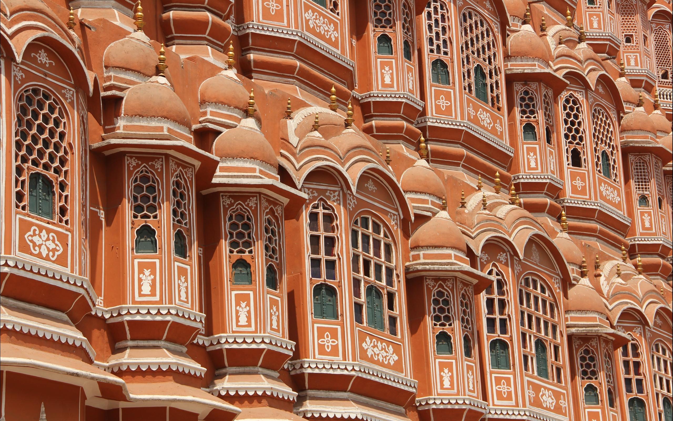 Hawa Mahal Hd Images: Hawa Mahal Fond D'écran HD