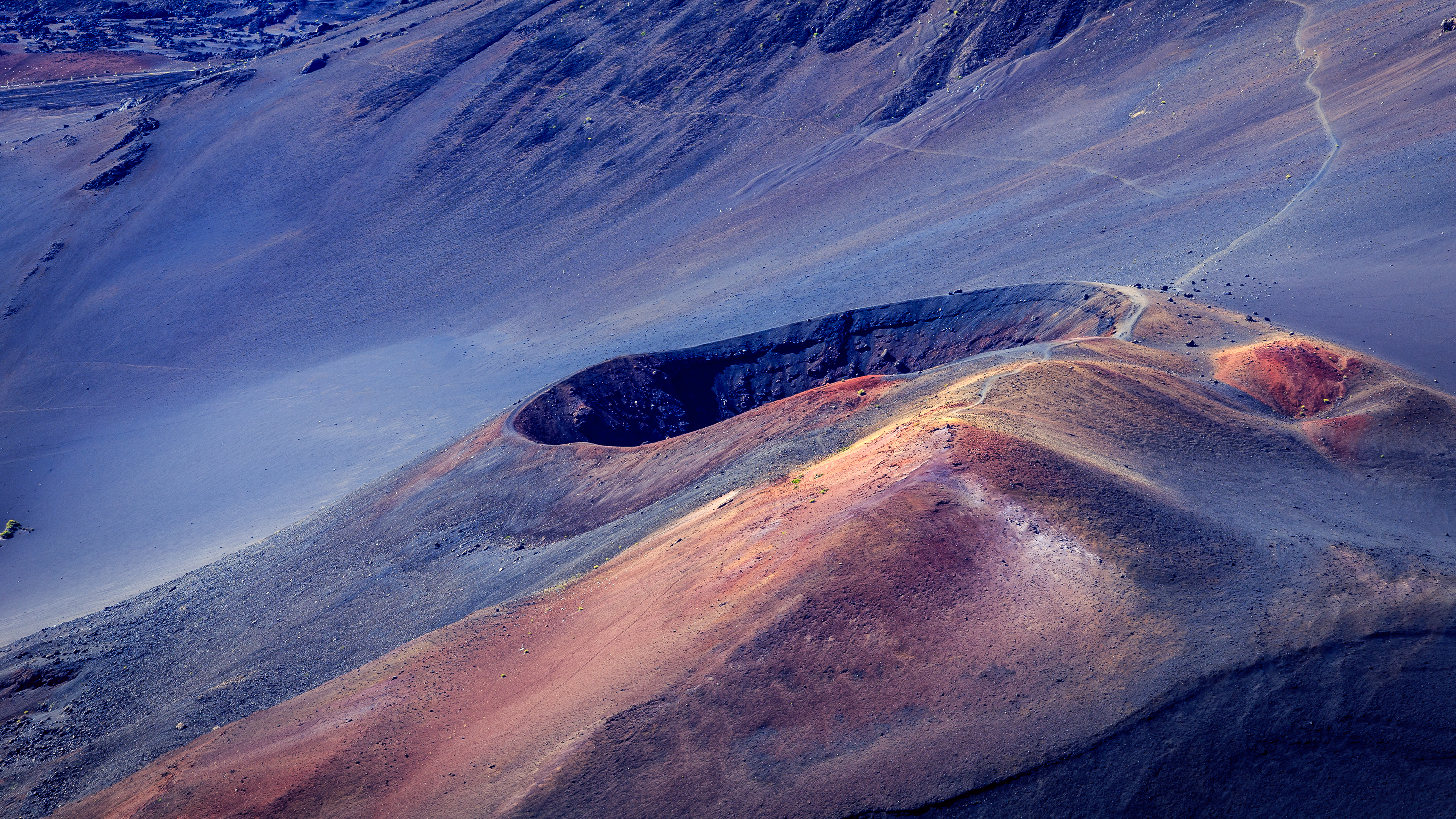 1 haleakala crater hd wallpapers background images wallpaper abyss publicscrutiny Image collections