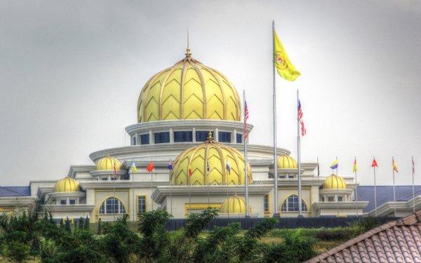 Man Made Istana Negara, Jakarta Palaces Indonesia HD Wallpaper | Background Image