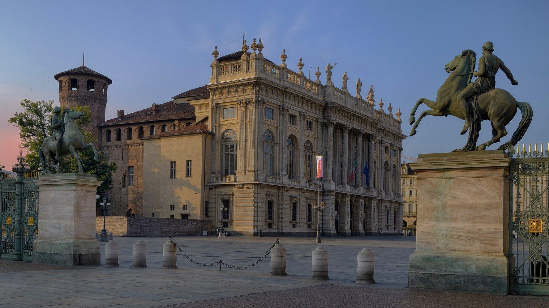 Palazzo Madama Turin Full Hd Wallpaper And Background