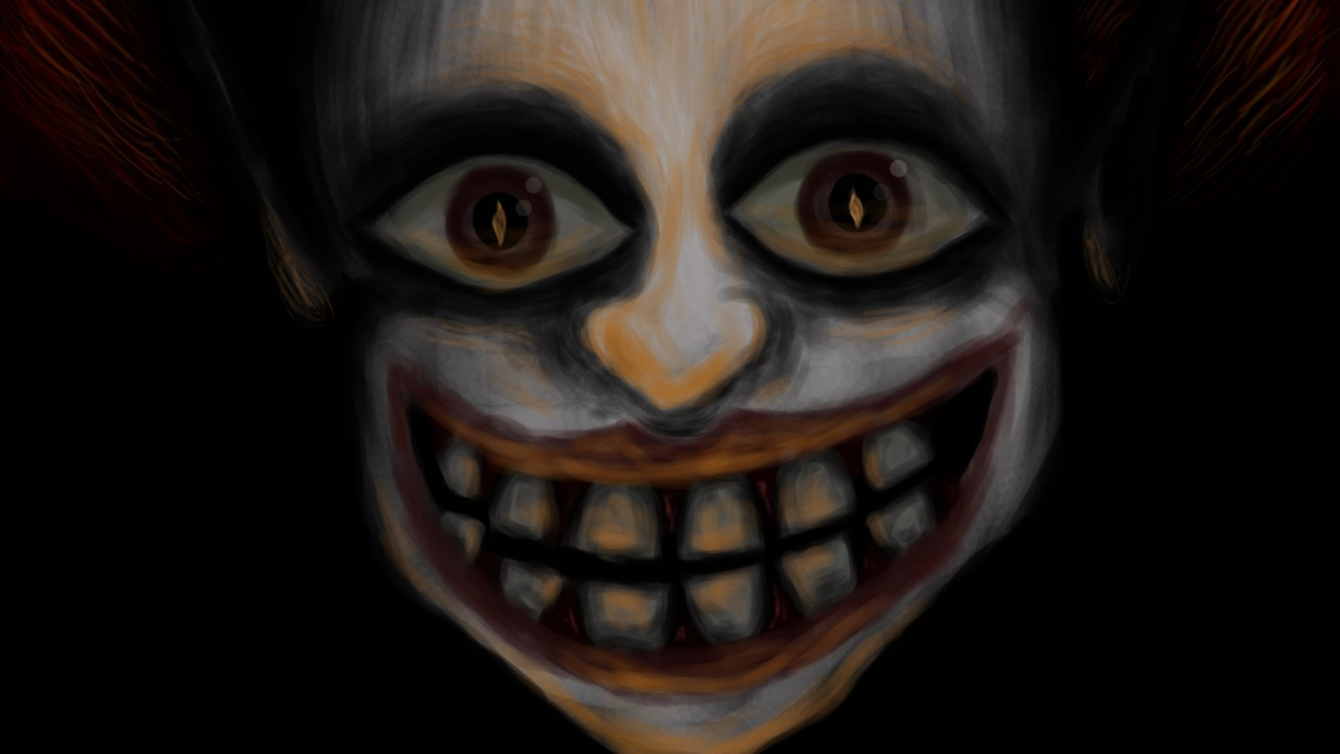Dark - Creepy  Jeff the Killer Wallpaper