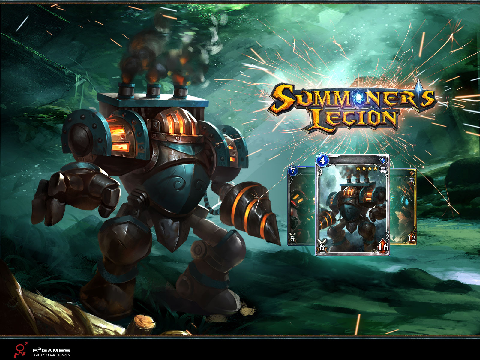 The Best Summoners Legion  Wallpapers