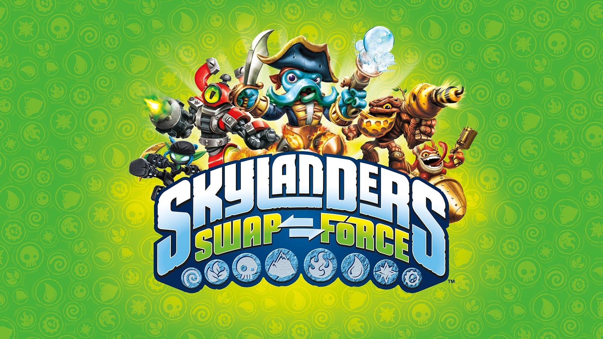 1 Skylanders SWAP Force HD Wallpapers