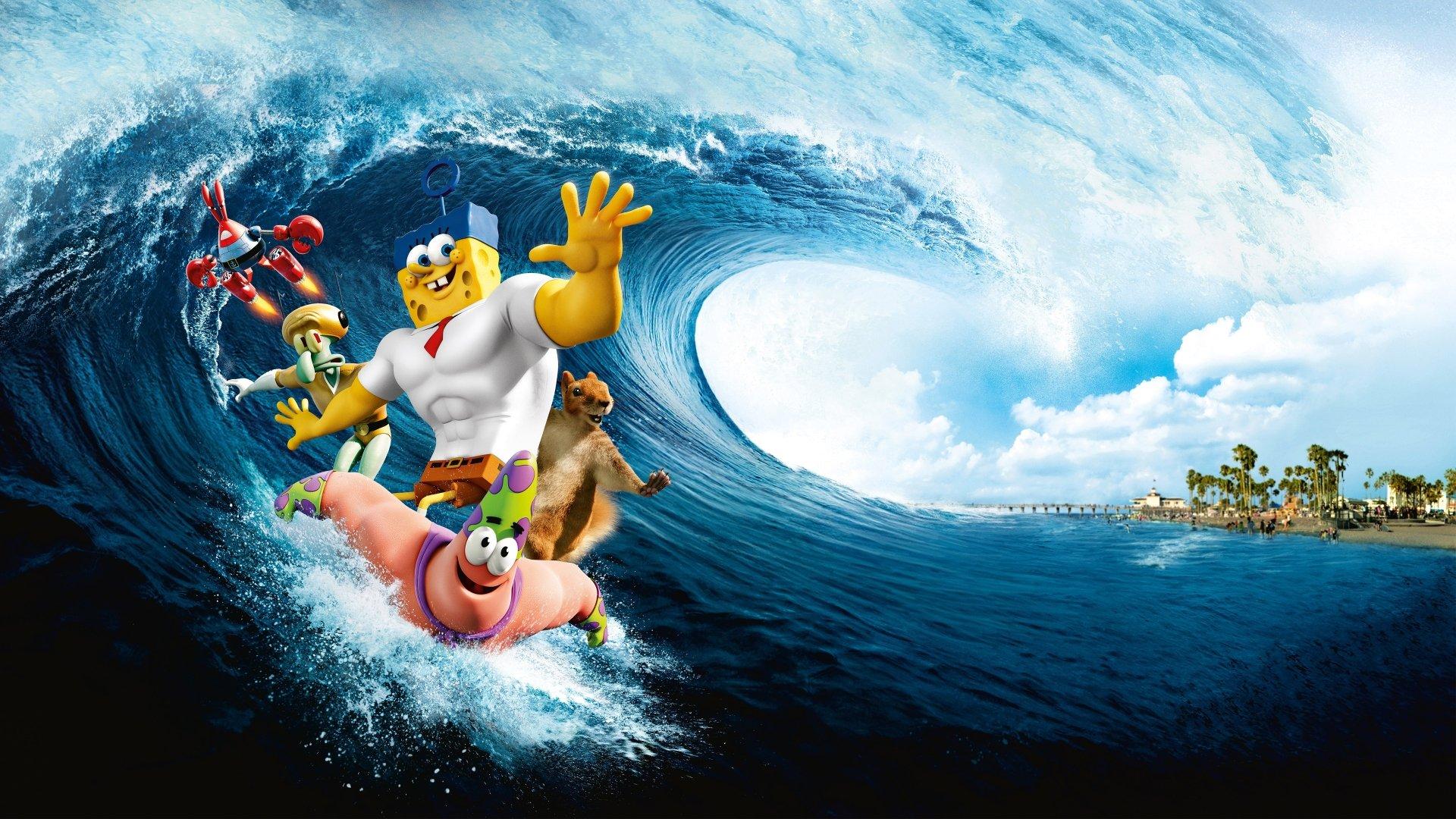 16 The Spongebob Movie Sponge Out Of Water Hd Wallpapers