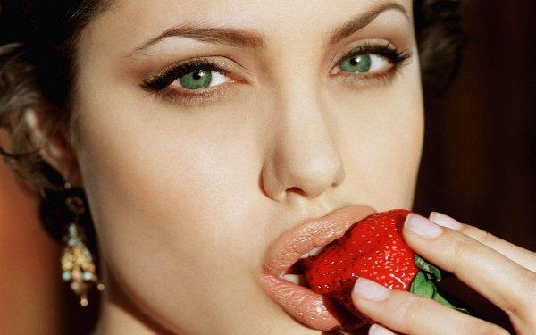 Kändis Angelina Jolie Skådespelerskor United States HD Wallpaper   Background Image
