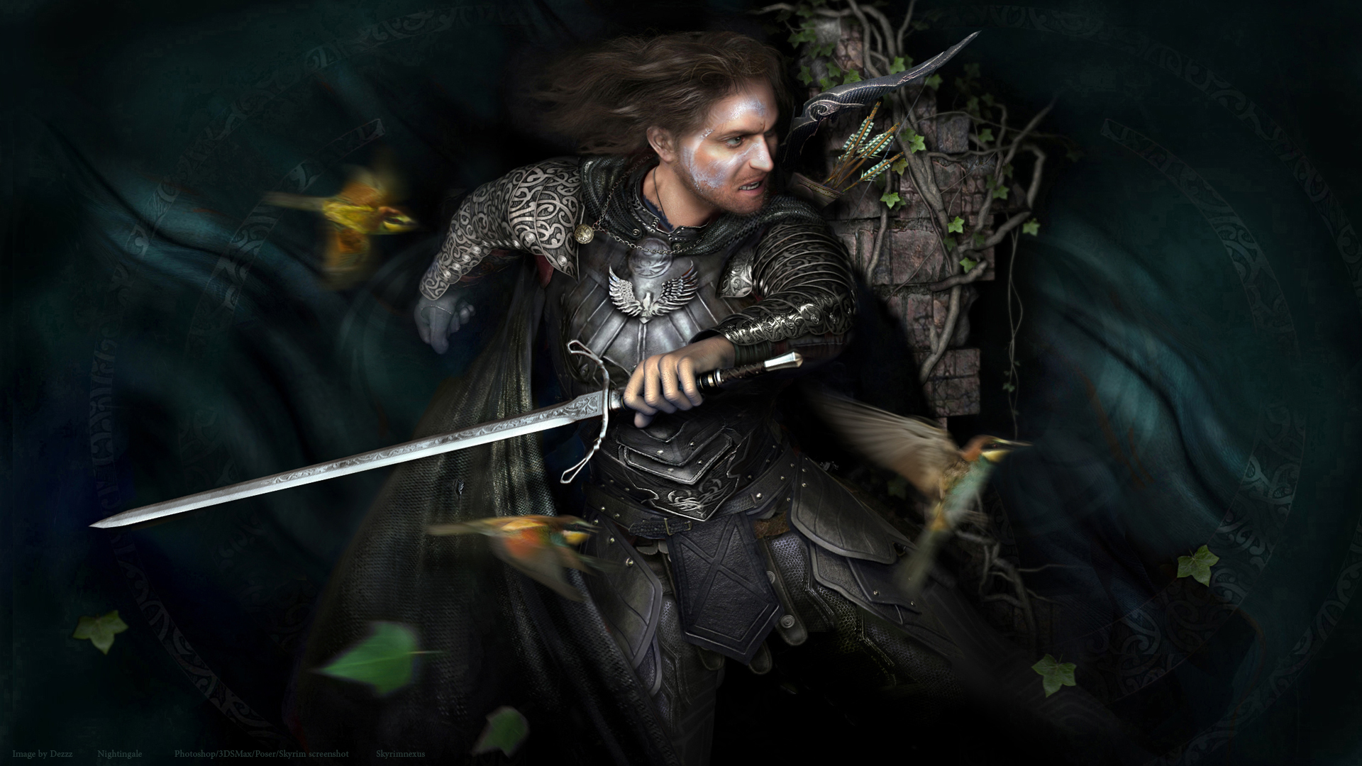 The Elder Scrolls V: Skyrim HD Wallpaper   Background Image
