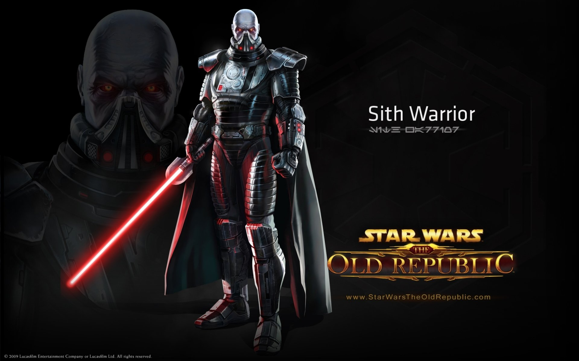 Video Game - Star Wars: The Old Republic  Sci Fi Lightsaber Sith (Star Wars) Star Wars Wallpaper