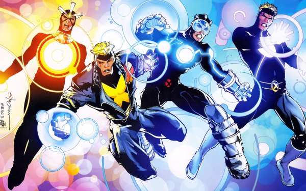 Comics Earth 616 Havok Alex Summers Fondo de pantalla HD | Fondo de Escritorio