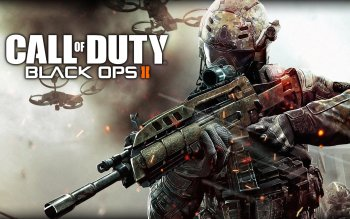 58 Call of Duty: Black Ops II HD Wallpapers | Background