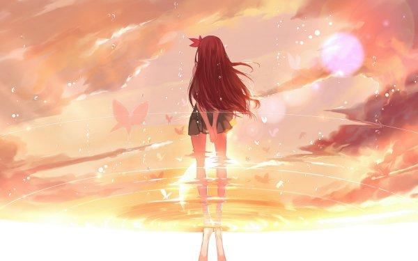 Anime Kantai Collection Kisaragi HD Wallpaper   Background Image