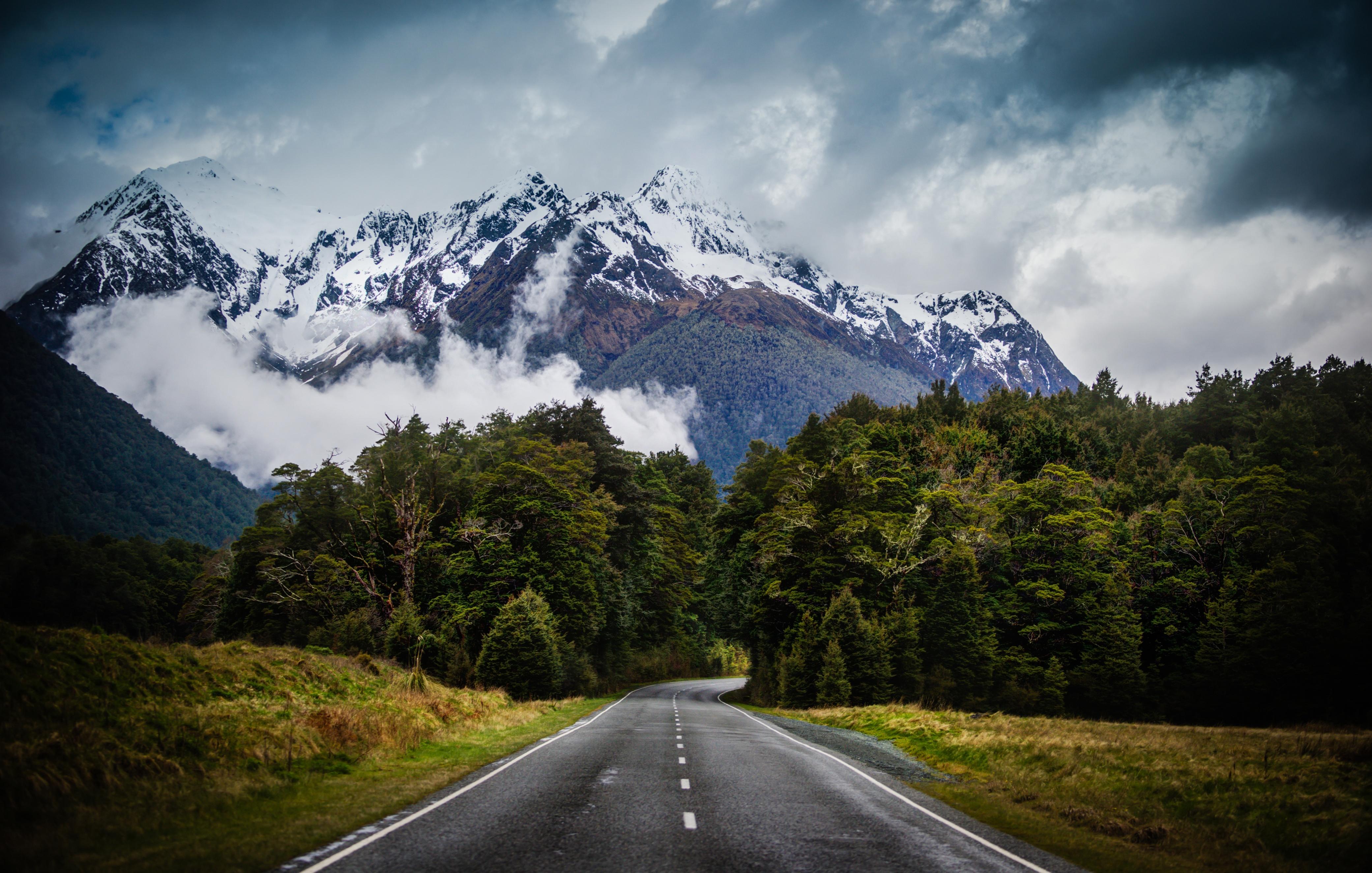 Aoraki/Mount Cook 4k Ultra HD Wallpaper