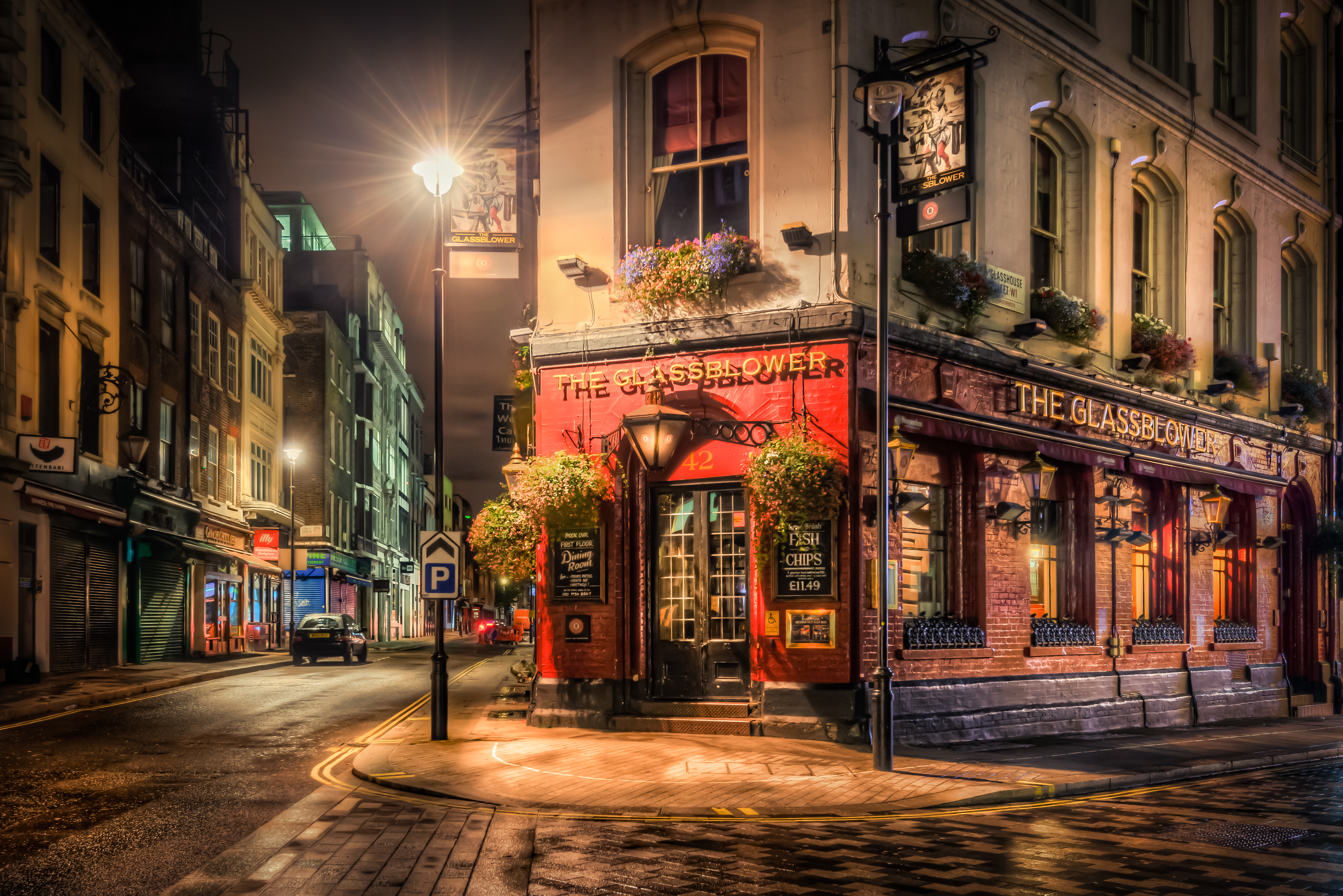 The Brewer Pub 4k Ultra HD Wallpaper And Background Image