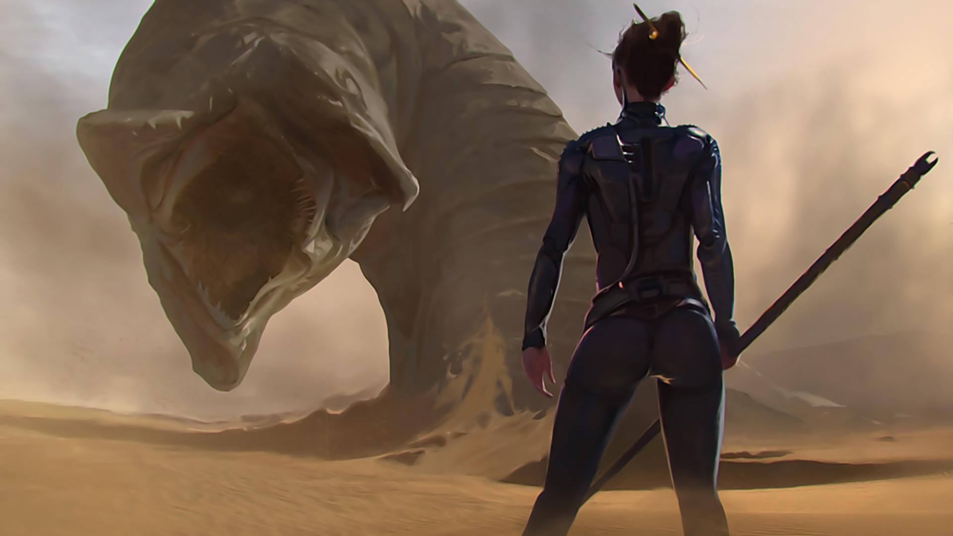 Dune HD Wallpaper