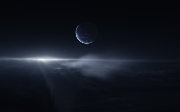 Ciencia ficción Planeta Espacio Fondo de pantalla HD | Fondo de Escritorio