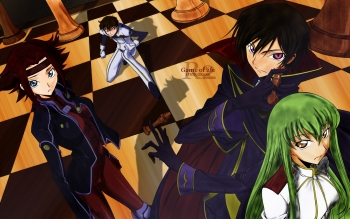 Anime - Code Geass Wallpapers and Backgrounds ID : 57443