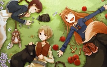 Anime - Spice And Wolf Wallpapers and Backgrounds ID : 57683