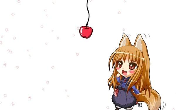 Anime Spice and Wolf Holo Fondo de pantalla HD   Fondo de Escritorio