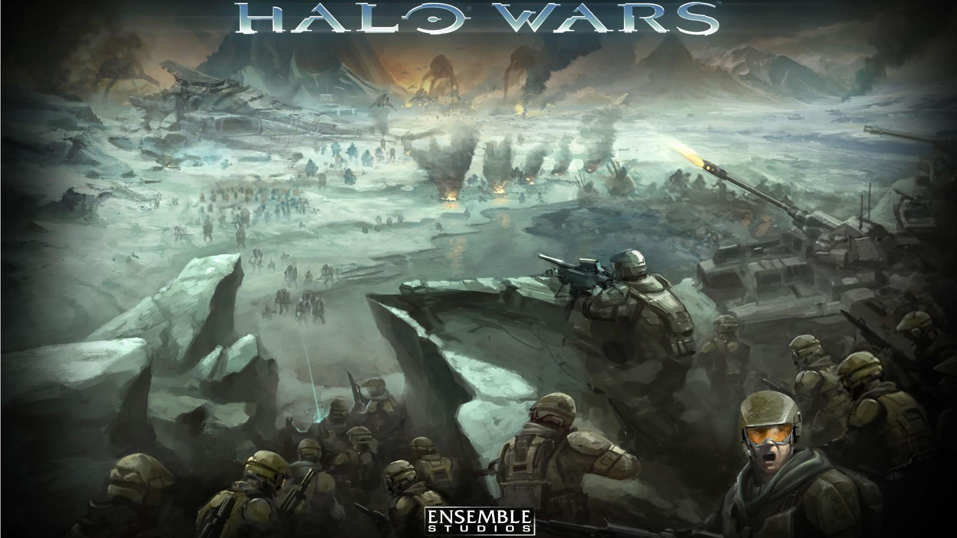 halo wars hd wallpaper | background image | 1920x1080 | id:577149