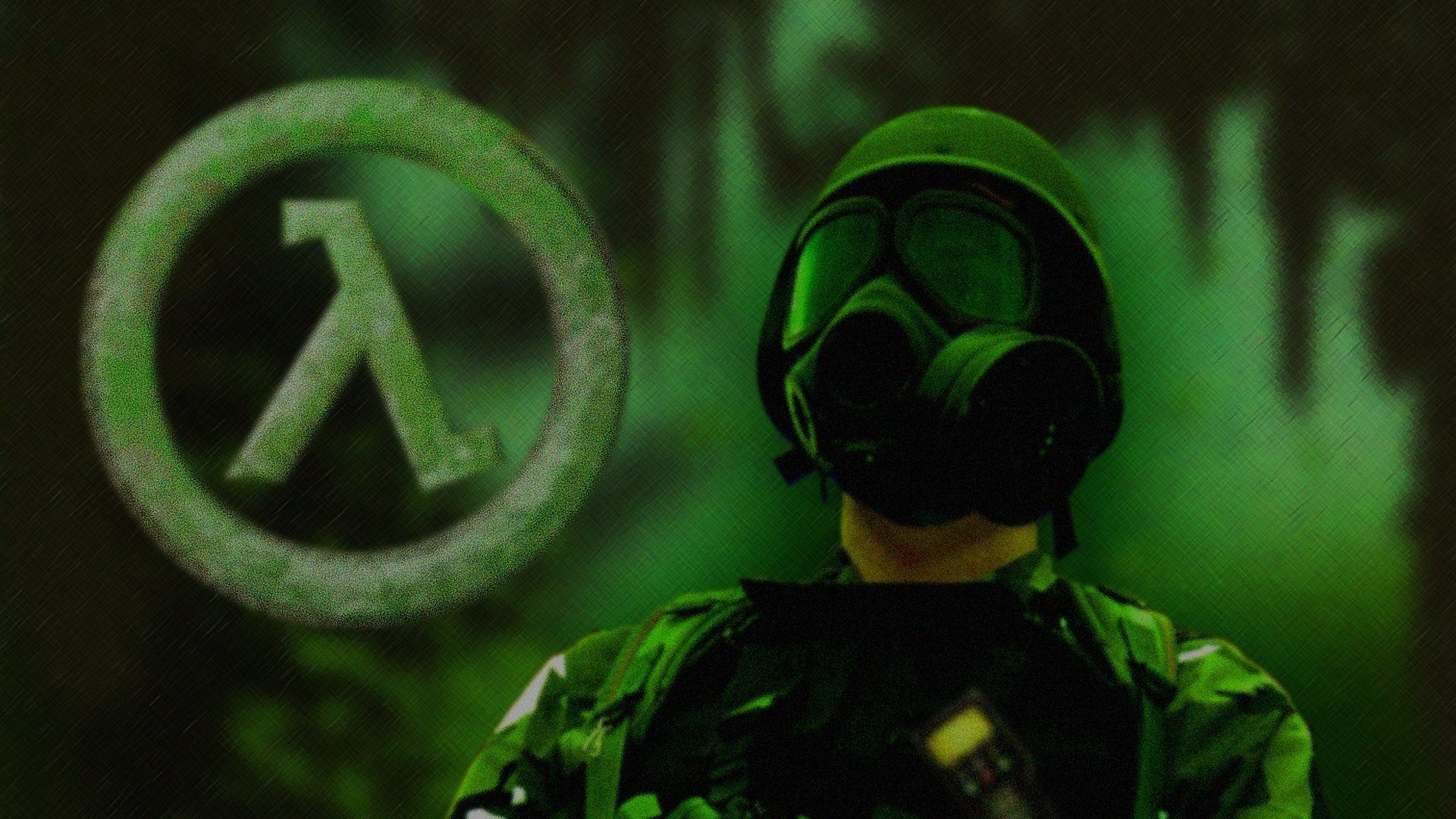 Half Life Opposing Force Hd Wallpaper Background Image